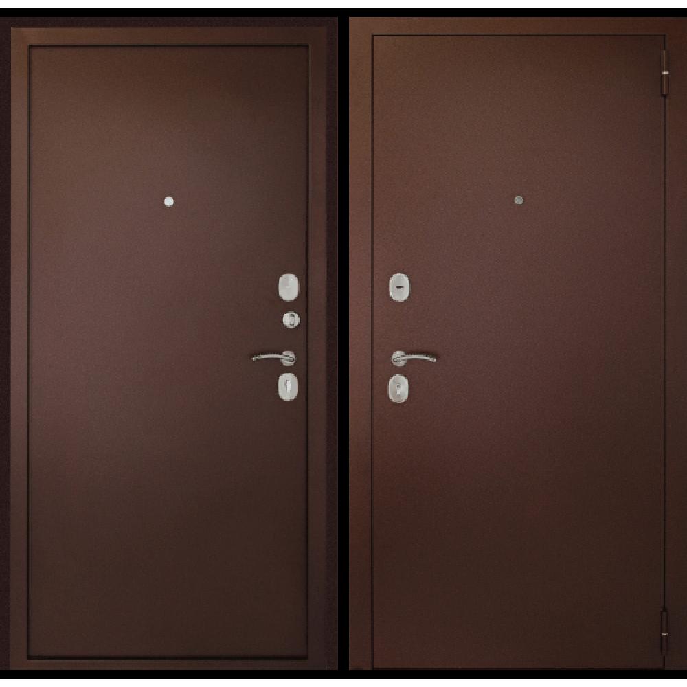 Входная дверь  Форпост Иртыш (Антивандальные)