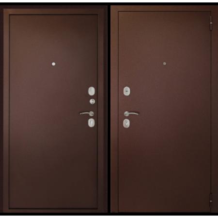 Металлическая дверь Форпост Иртыш (Антивандальные)