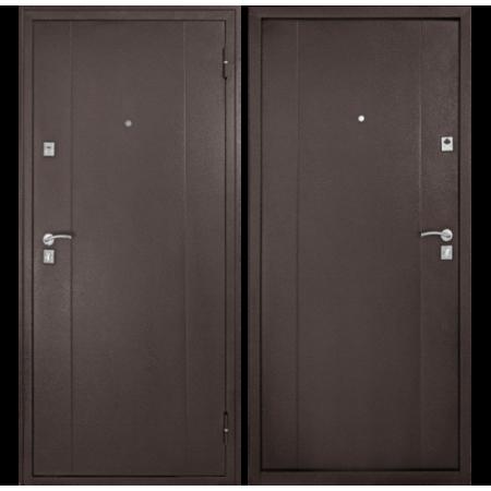 """Дверь Форпост """"72"""" (строительные)"""