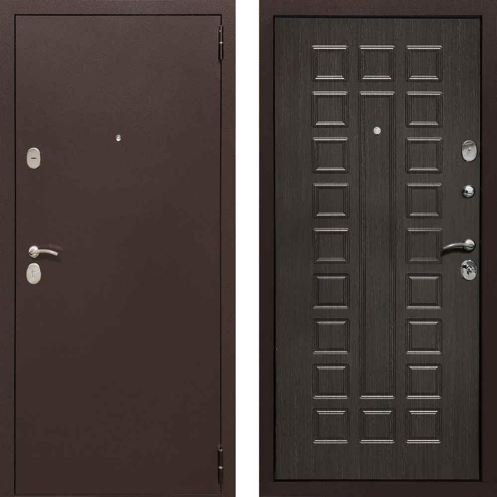 Входная дверь Форпост Альт 100 Венге