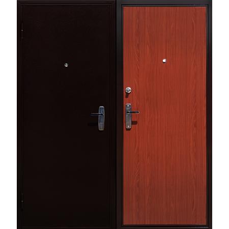 Дверь Форпост АМД 1 Медный Антик/Анегри