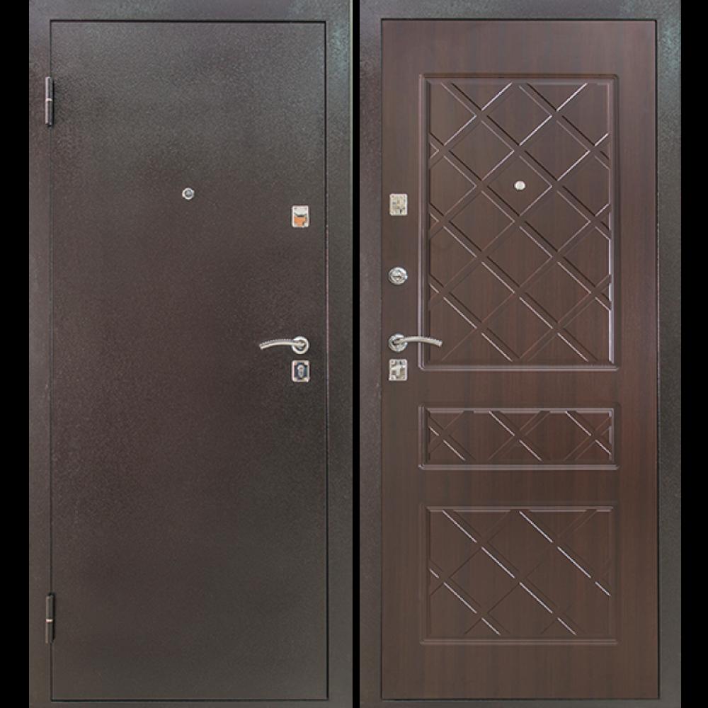Входная дверь Форпост Эко (Венге)