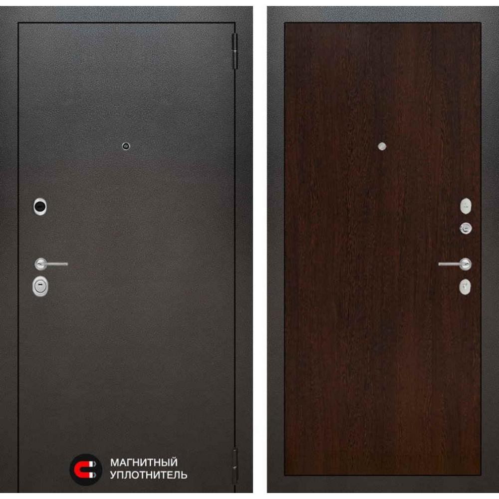 Входная дверь Лабиринт SILVER 05 - Венге  (с шумоизоляцией)