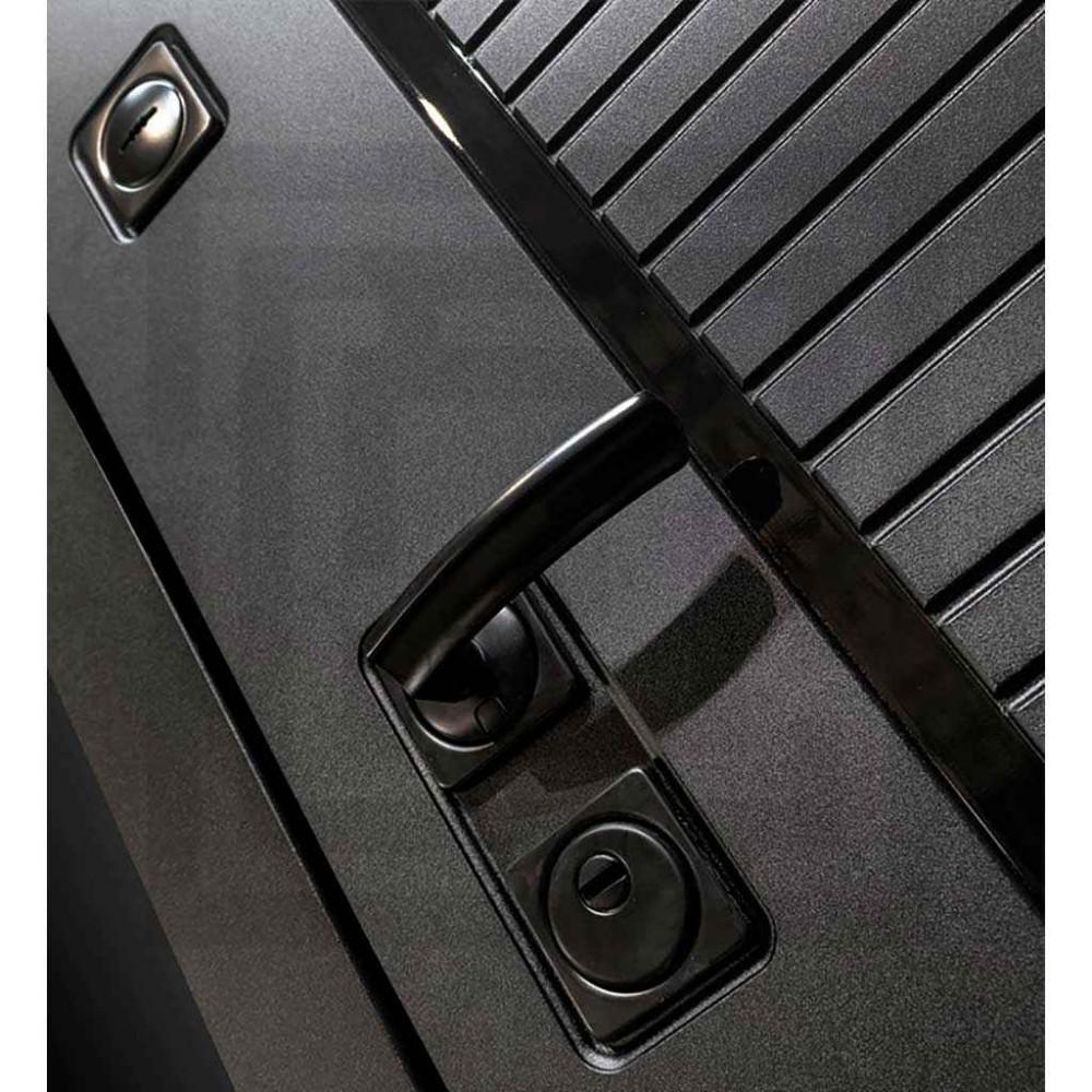 Входная дверь Лабиринт PIANO 05 - Венге светлый