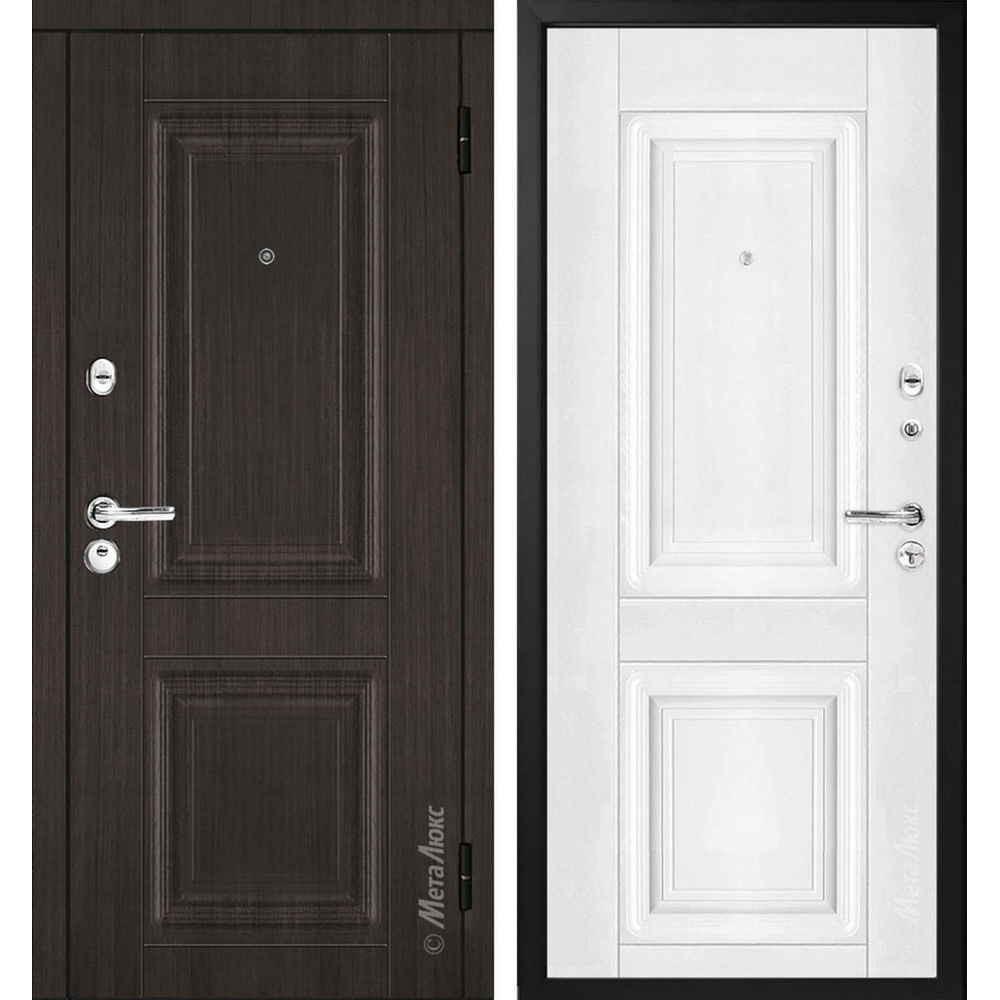 Входная дверь Металюкс Триумф М34/2 (с шумоизоляцией)