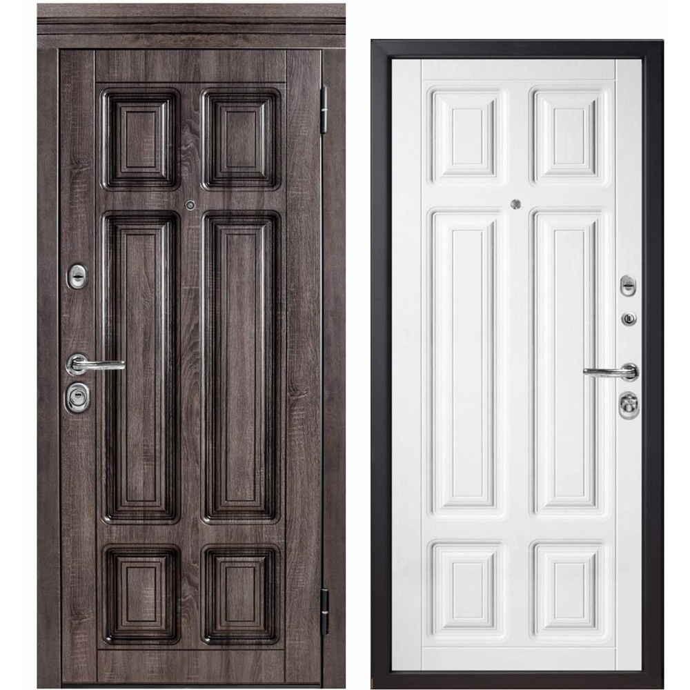 Входная дверь Металюкс Статус Идеал М706/3 (с шумоизоляцией)