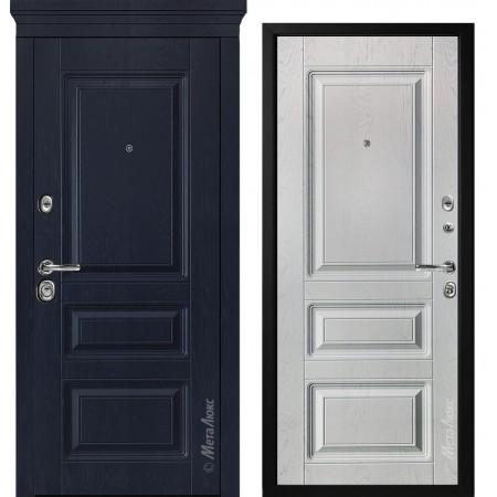 Входная дверь Металюкс Статус М709-1