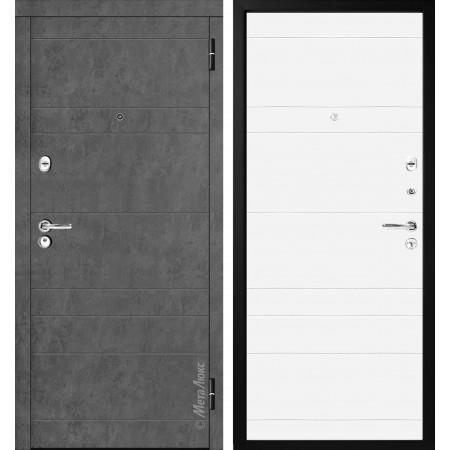 Входная металлическая  дверь Металюкс М350