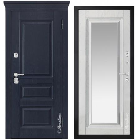 Входная металлическая  дверь Металюкс М709-1Z
