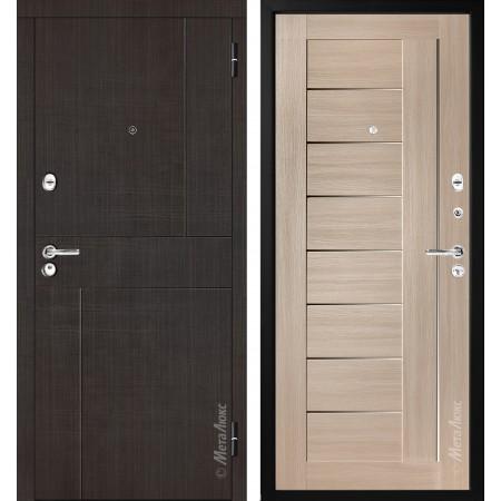Входная металлическая  дверь Металюкс М329