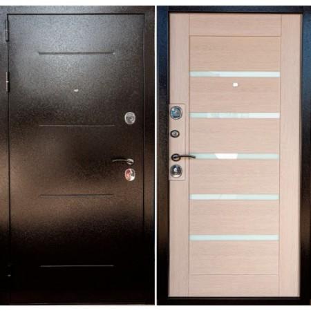 Металлическая Дверь Йошкар Ола Гарант 3к Царга (со стеклом)