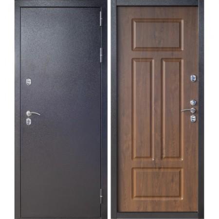 Металлическая Дверь Йошкар Ола Термо Сибирь 3К Грецкий орех