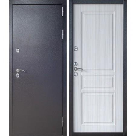 Металлическая Дверь Йошкар Ола Термо Сибирь 3К сандал белый