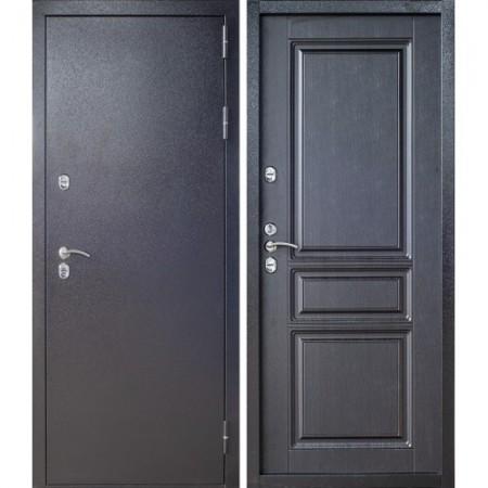 Входная дверь для загородного дома с терморазрывом Йошкар Ола Термо Сибирь 3К венге