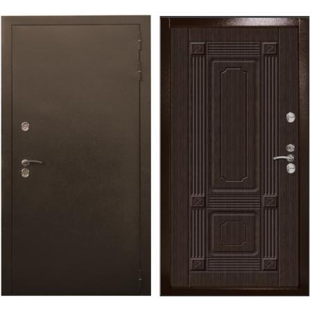Входная дверь с терморазрывом Йошкар Ола Термо Север 3К венге