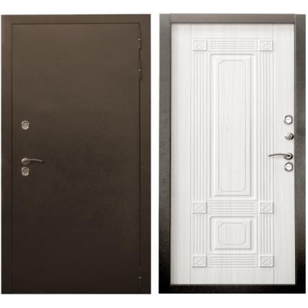 Металлическая Дверь Йошкар Ола Термо Север 3К сандал белый