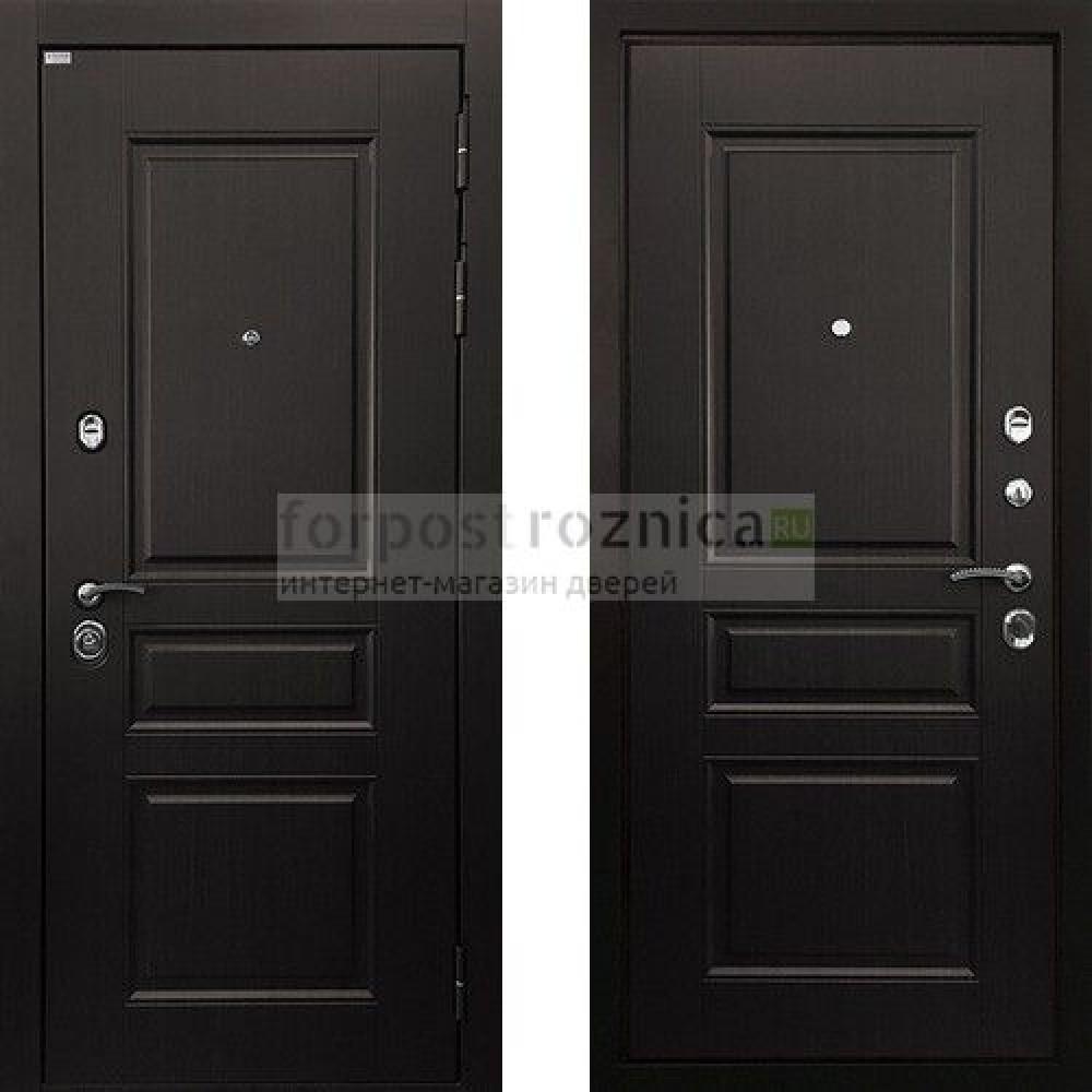Входная дверь Ратибор Лондон 3К Венге (трехконтурные)