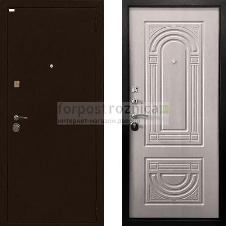 Входная дверь Ратибор Оптима 3К Экодуб (трехконтурные)