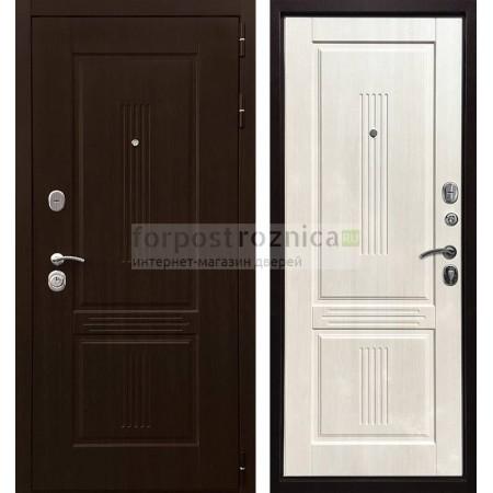 Входная дверь Ратибор Консул 3К Лиственница (трехконтурные)