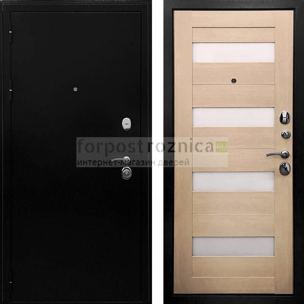 Входная дверь Ратибор Резидент 3К Экодуб (трехконтурные)