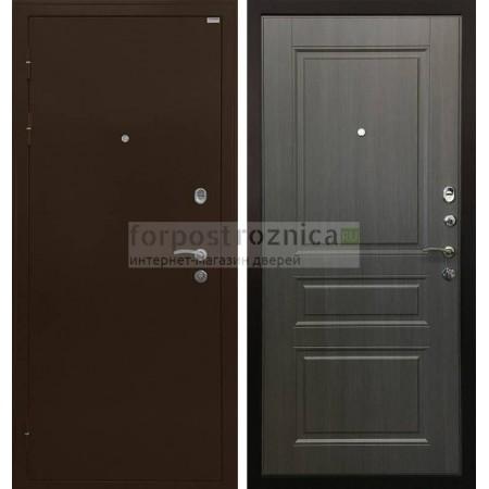 Входная дверь Ратибор Статус Grey (антивандальные)