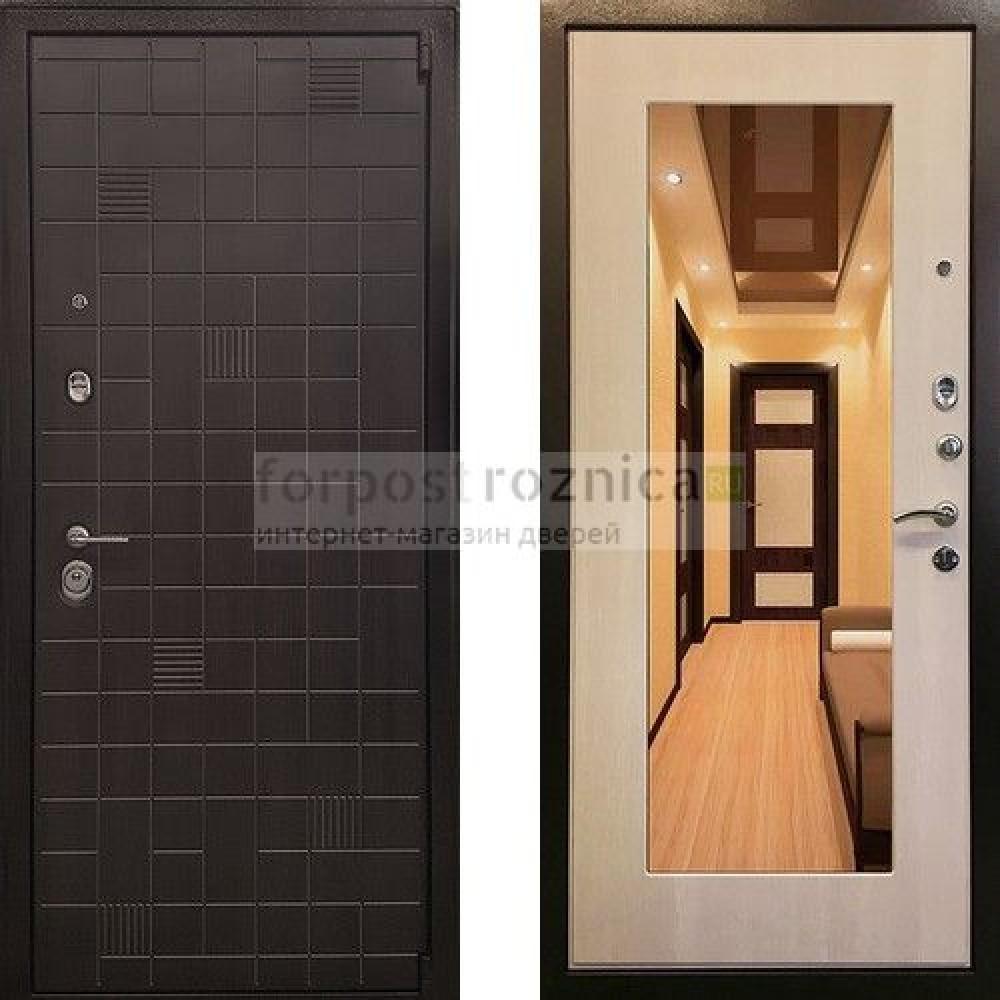 Входная дверь Ратибор Силуэт 3К Экодуб (трехконтурные)
