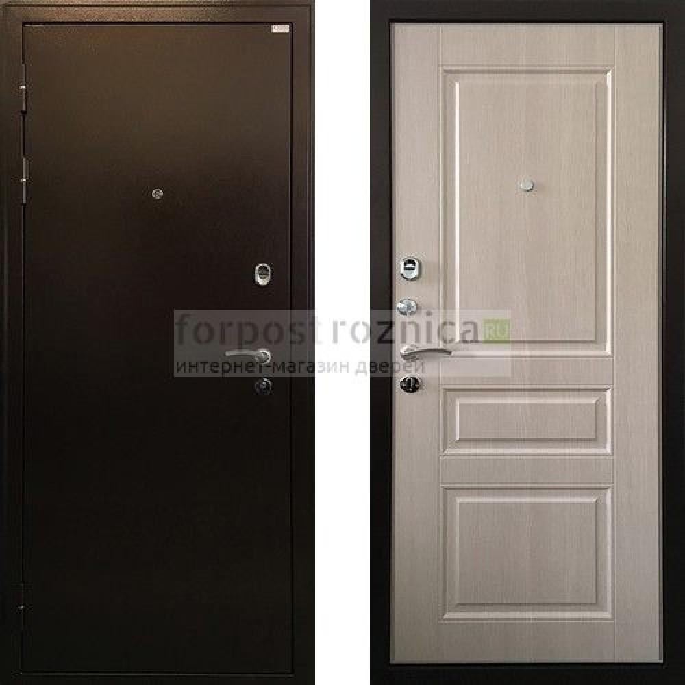 Входная дверь Ратибор Статус Экодуб (антивандальные)