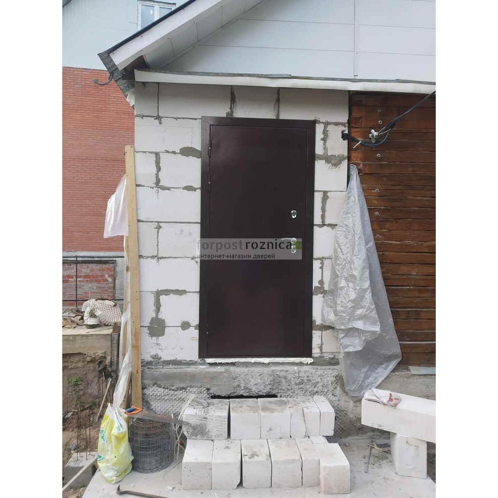 Входная дверь Рекс Термо (С терморазрывом)