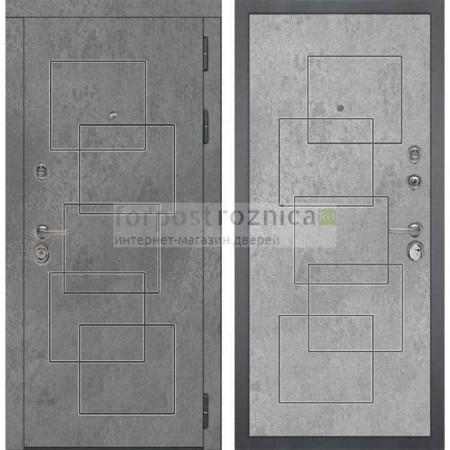 Входная дверь Сударь МД-48 М-2 (с шумоизоляцией)