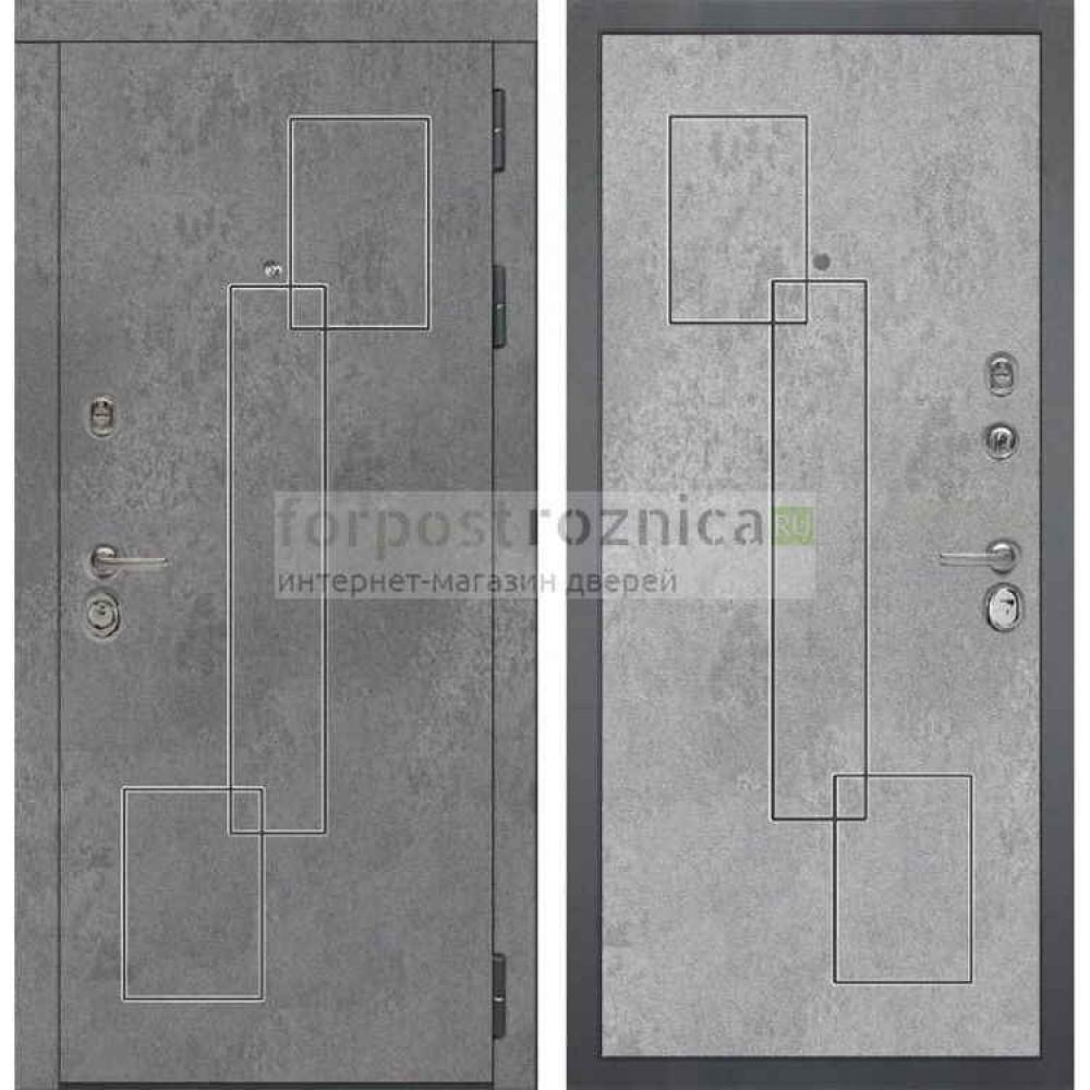 Входная дверь Сударь МД-48 М-3 (с шумоизоляцией)
