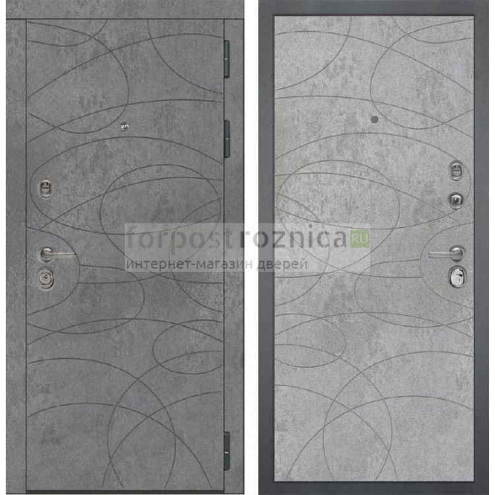 Входная дверь Сударь  МД-48 М-4  (с шумоизоляцией)
