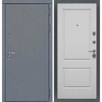 Входная дверь Сударь МД-91 Серый софт - M7 Силк маус