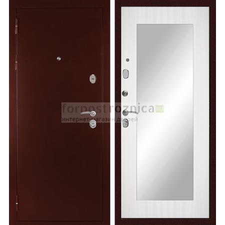 Входная дверь с зеркалом Сударь С-503