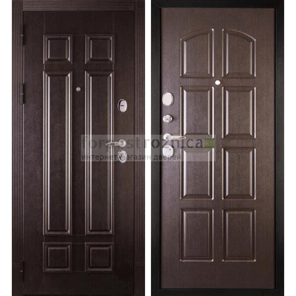 Входная дверь Сударь 2 (сейфовые)