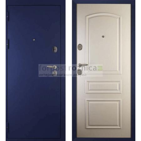 Входная дверь Сударь 3 Синий (сейфовые)