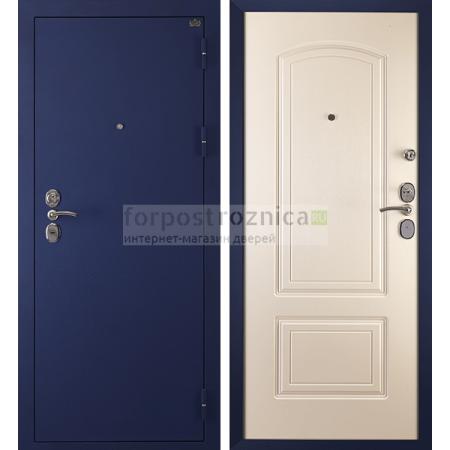 Входная дверь Сударь 4 Синий (сейфовые)