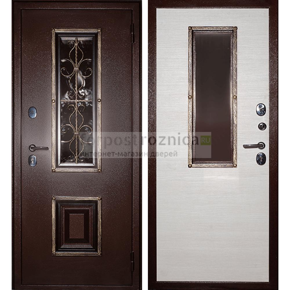 Входная дверь Сударь К-04 (Морозостойкие)