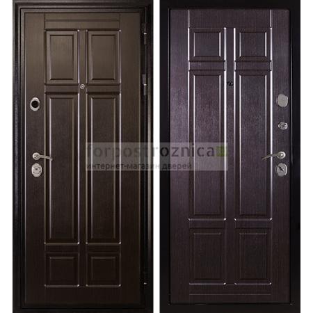 Входная дверь Сударь МД-07 Венге (с шумоизоляцией)