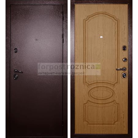 Входная дверь Сударь МД-09 (Дуб) (Трехконтурные)