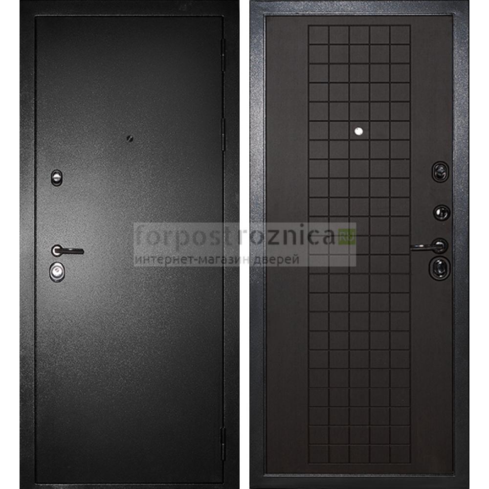 Входная дверь Сударь МД-26 Венге, (Трехконтурные)