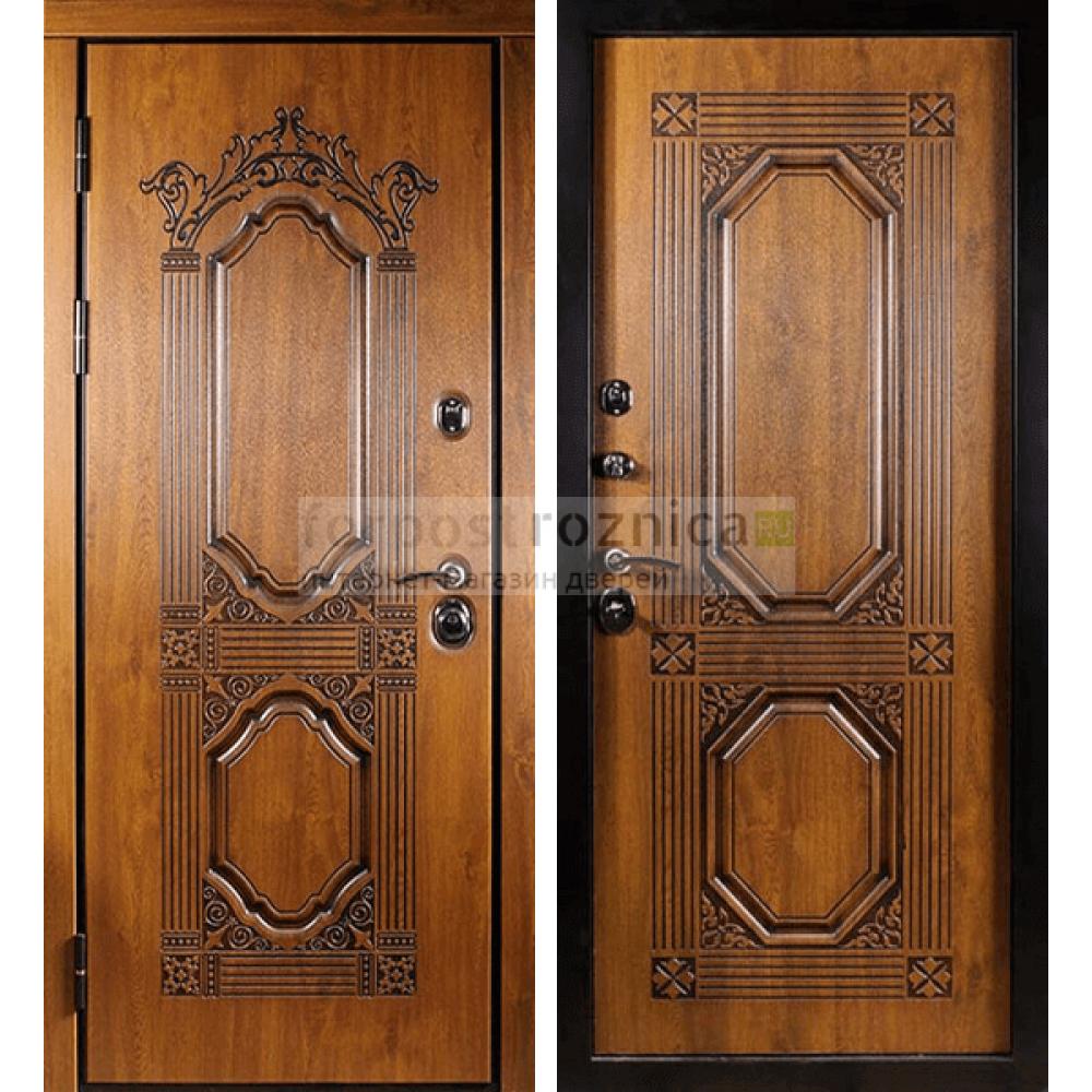 Входная дверь Сударь Париж (Морозостойкие)