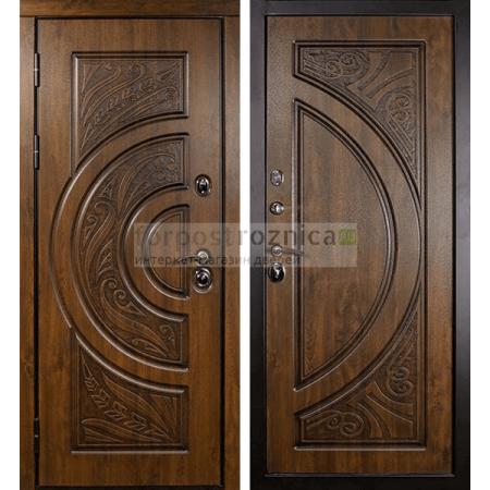 Входная дверь Сударь Прага (Морозостойкие)