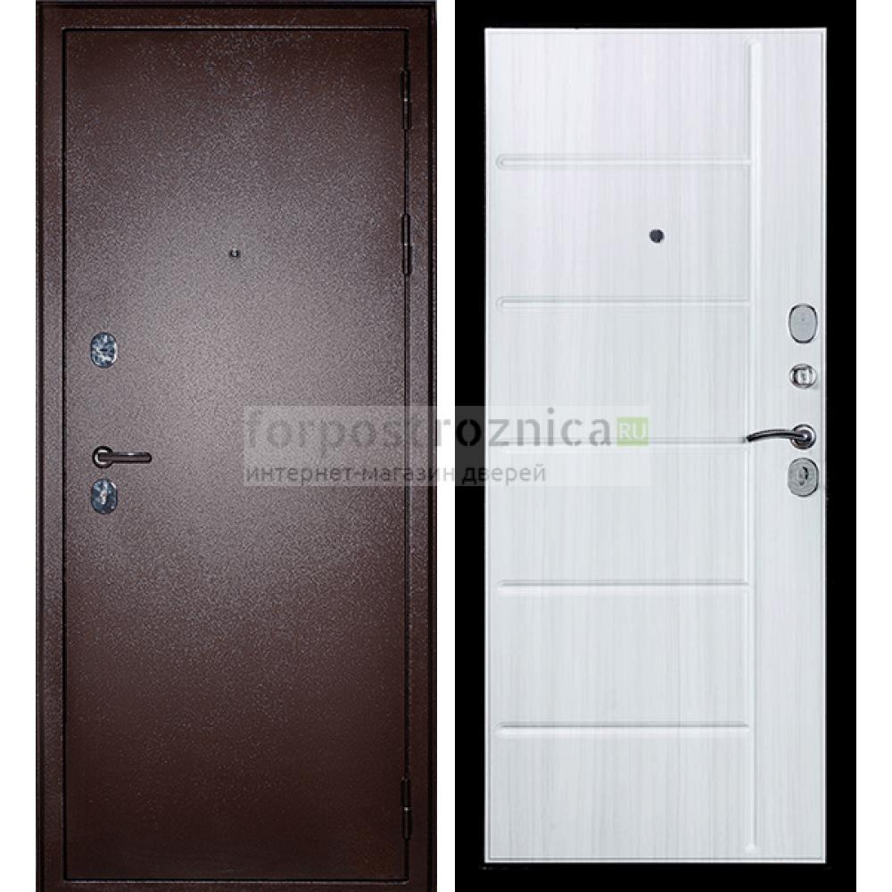 Входная дверь Сударь С-503 Сандал (Антивандальные)