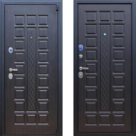 Входная дверь АСД Консул в цвете венге (с шумоизоляцией)