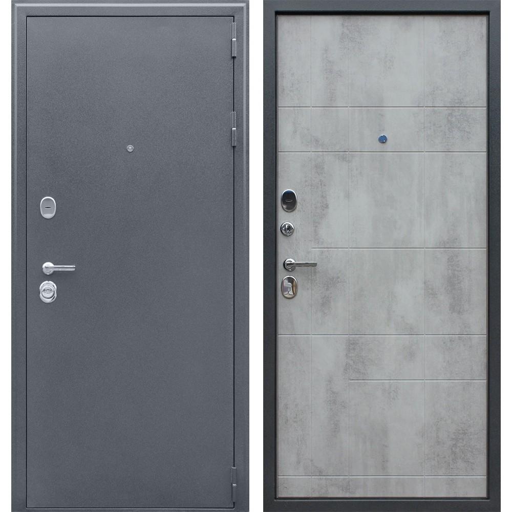 Металлическая дверь АСД Спартак Б (трехконтурные)