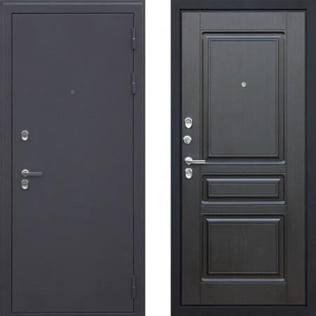 Входная дверь с терморазрывом для дома АСД 3К Сибирь в цвете венге (С терморазрывом)