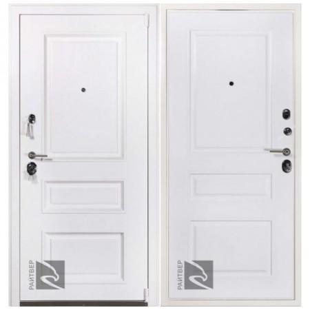 Входная дверь Кондор Прадо Муар белый