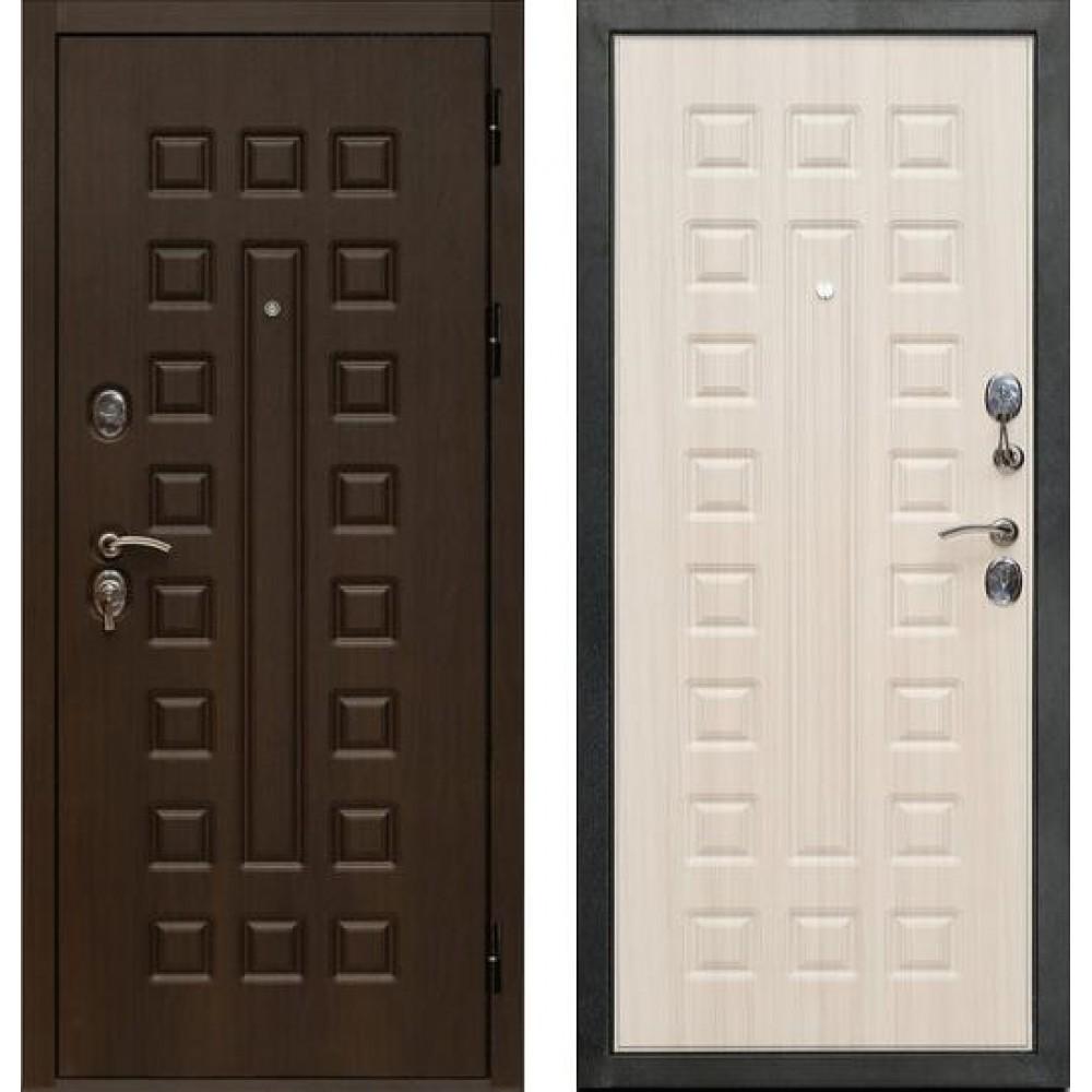 Входная дверь Кондор Сенат Лайф беленый дуб