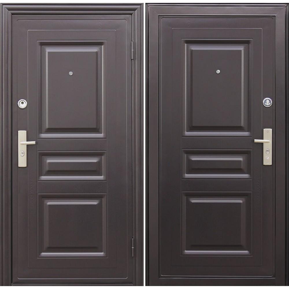 Дверь Форпост  Континент Мастер (Антивандальные)