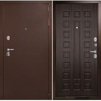 Стальная дверь Континент Гарант-1 Эковенге (трехконтурные)